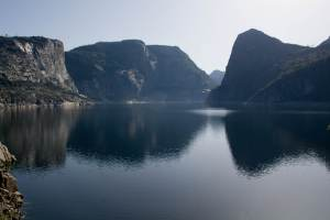 yosemite 5.2015 hetch hetchy morning reflection
